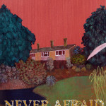 NEVER-AFRAID-Season-I-Creek_SarahSparkes_2012_acrylicpaintglitter-on-wallpaper_23x29cm.jpg