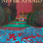 NEVER AFRAID Season II - Earley Rising_SarahSparkes_2015_acrylicandgoldleafonwallpaper_2